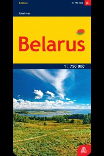Baltarusija. Kelių žemėlapis |