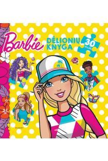 Dėlionių knyga. Barbie (30 detalių)  