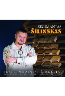 Bėkit, mediniai žirgeliai (CD ir DVD) | Regimantas Šilinskas