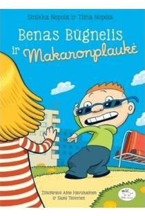 Benas Būgnelis ir Makaronplaukė | Sinikka Nopola, Tiina Nopola