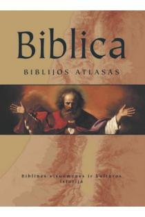 Biblica. Biblijos atlasas | Barry J. Beitzel