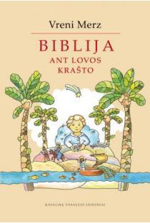 Biblija ant lovos krašto | Vreni Merz