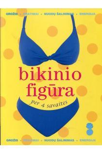 Bikinio figūra per 4 savaites | Sudarė: Jo Lethaby
