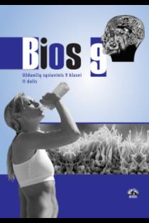 Bios 9. Biologijos užduočių sąsiuvinis 9 kl., II d. | Edvardas Baleišis, Vilija Zdanevičienė