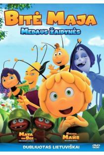 Bitė Maja 2. Medaus žaidynės (DVD) |