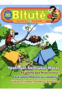 Bitutės žurnalas, 2018, gegužė-birželis  