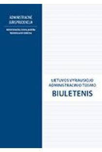 Lietuvos vyriausiojo administracinio teismo biuletenis Nr. 23 |