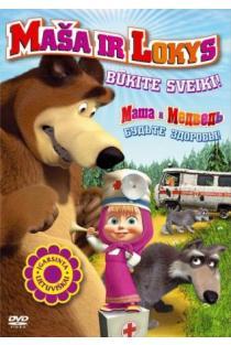 Maša ir Lokys. Būkite sveiki! (DVD) |