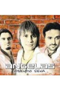 Gyvenimo siena (CD) | Angelas