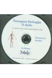 Žmogaus biologija II dalis (CD) |