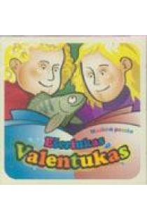 Ešeriukas Valentukas (CD)   Muzikinė pasaka