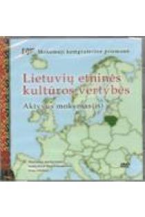 Lietuvių etninės kultūros vertybės (CD) |