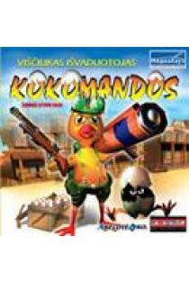 Kokomandos. Viščiukas išvaduotojas (CD) | Arkada