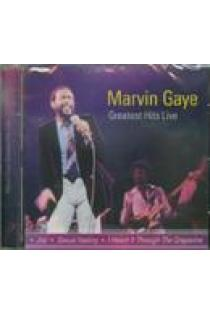 Greatest Hits Live (CD) | Marvin Gaye