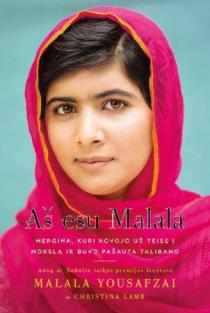 Aš esu Malala   Malala Yousafzai, Christina Lamb