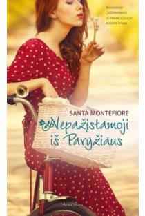 Nepažįstamoji iš Paryžiaus | Santa Montefiore