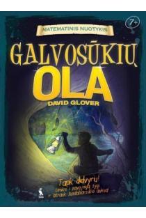 """Galvosūkių ola (serija """"Matematinis nuotykis"""")   David Glover"""