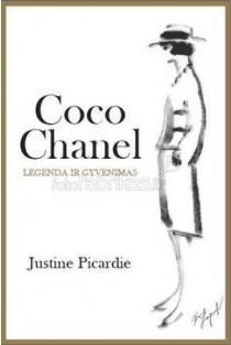 Coco Chanel. Legenda ir gyvenimas | Justine Picardie