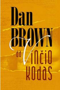Da Vinčio kodas (2-as leidimas) | Dan Brown