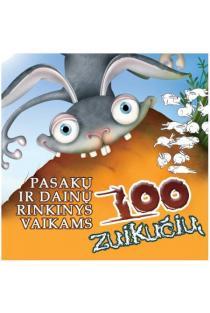 Pasakų ir dainų rinkinys vaikams. 100 zuikučių (CD) |