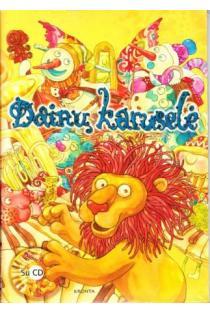 Dainų karuselė (su CD) | Eglė Povilaitienė