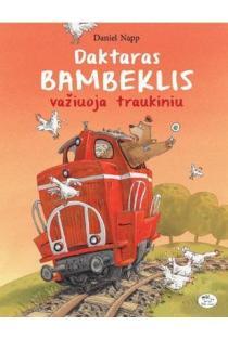 Daktaras Bambeklis važiuoja traukiniu | Daniel Napp