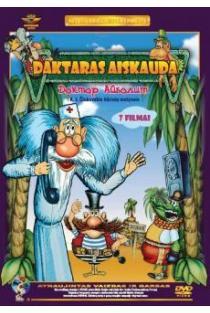 Daktaras Aiskauda (DVD) | Animacija, šeimai, vaikams