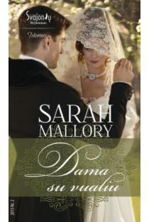 Dama su vualiu | Sarah Mallory