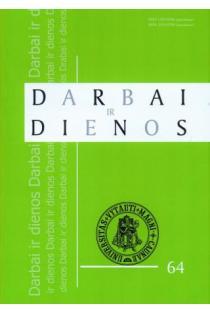 Darbai ir dienos, 64 / Deeds and Days 64 |
