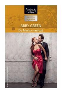 De Marko meilužė (Jausmų egzotika) | Abby Green