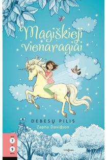 Magiškieji vienaragiai, 2 knyga. Debesų pilis | Zanna Davidson