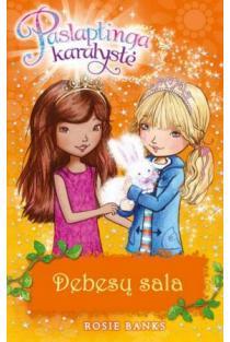 "Debesų sala. Ciklo ""Paslaptinga karalystė"" 3-ioji knyga | Rosie Banks"