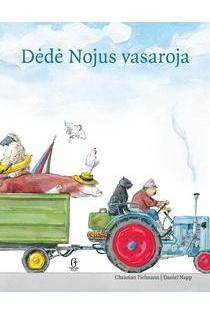 Dėdė Nojus vasaroja   Christian Tielmann