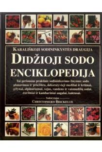 Didžioji sodo enciklopedija | Sud. Christopheris Brickellis