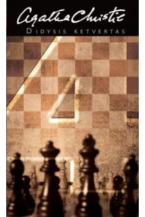 Didysis ketvertas | Agatha Christie