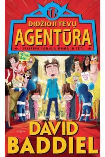 Didžioji tėvų agentūra | David Baddiel