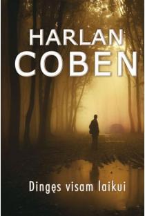 Dingęs visam laikui | Harlan Coben