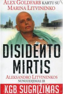 Disidento mirtis   Alex Goldfarb, Marina Litvinenko
