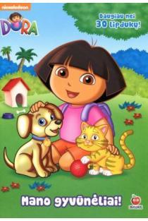 Dora. Mano gyvūnėliai |
