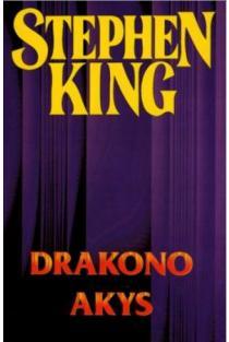 Drakono akys | Stephen King