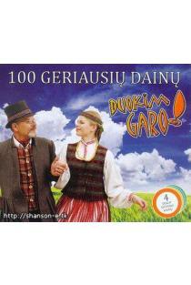 Duokim garo - 100 geriausių dainų (4CD) |