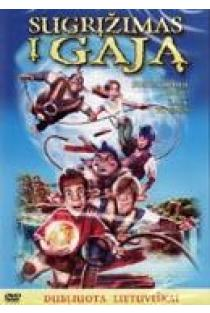 Back to Gaya (DVD)   Animacija, šeimai, vaikams