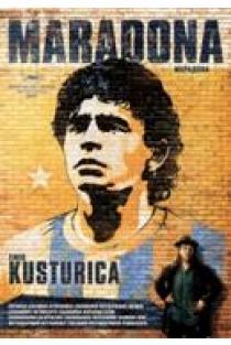 Maradona pagal Kusturicą (DVD)   Dokumentinis filmas