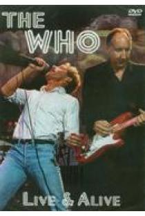 Live and Alive (DVD) | The Who