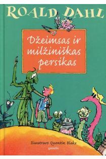 Džeimsas ir milžiniškas persikas   Roald Dahl