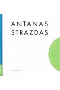 "Einu žeme, skrendu vėju (su CD) (serija ""Gyvoji poezija"") | Antanas Strazdas"