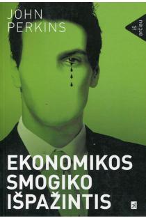 Ekonomikos smogiko išpažintis | John Perkins