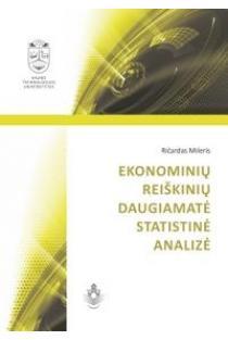 Ekonominių reiškinių daugiamatė statistinė analizė | Ričardas Mileris