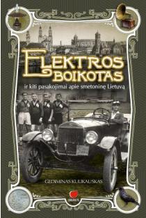 Elektros boikotas: ir kiti pasakojimai apie smetoninę Lietuvą | Gediminas Kulikauskas