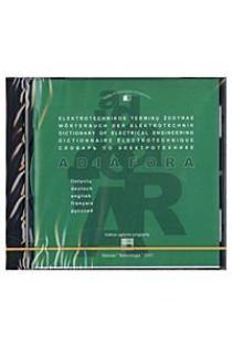 Elektrotechnikos terminų žodynas (CD) | Rimantas Jonas Mukulys ir kt.